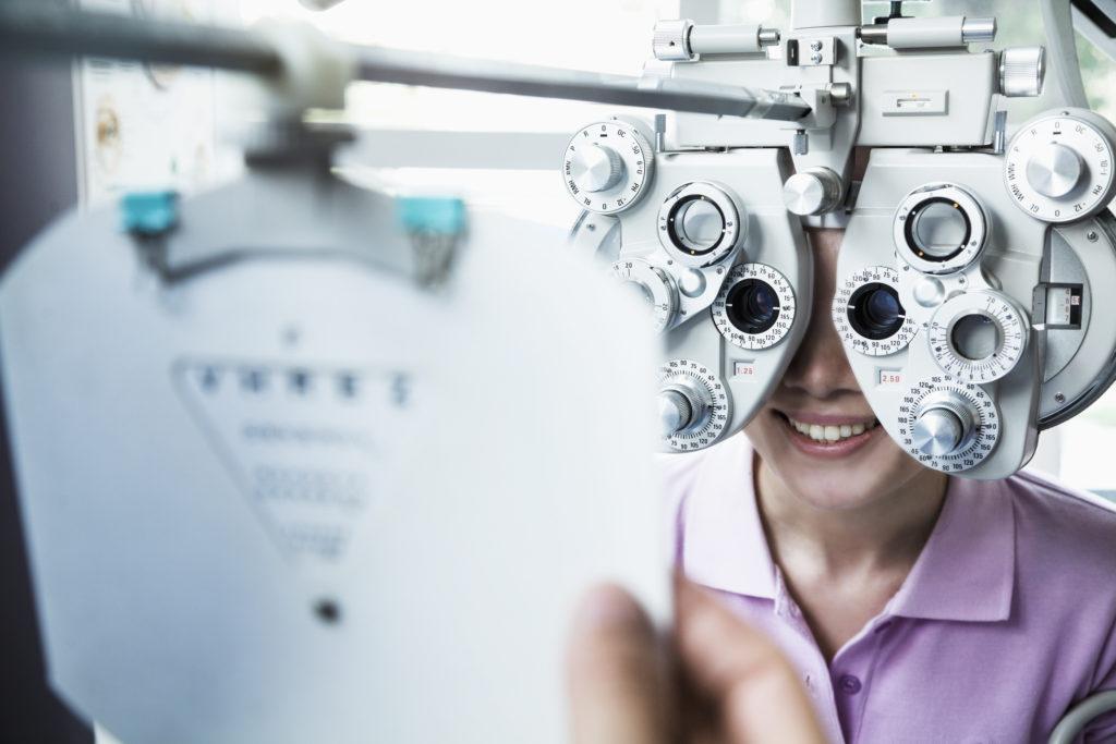 Optometrist Sydney CBD