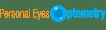 Personal Eyes Optometrist Sydney CBD Logo